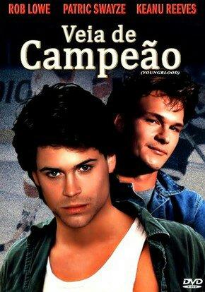 Veia de Campeão - Filme 1986 - AdoroCinema