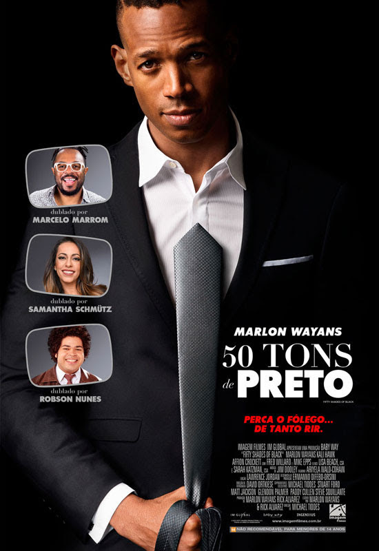 Cinquenta Tons de Preto - Filme 2016 - AdoroCinema