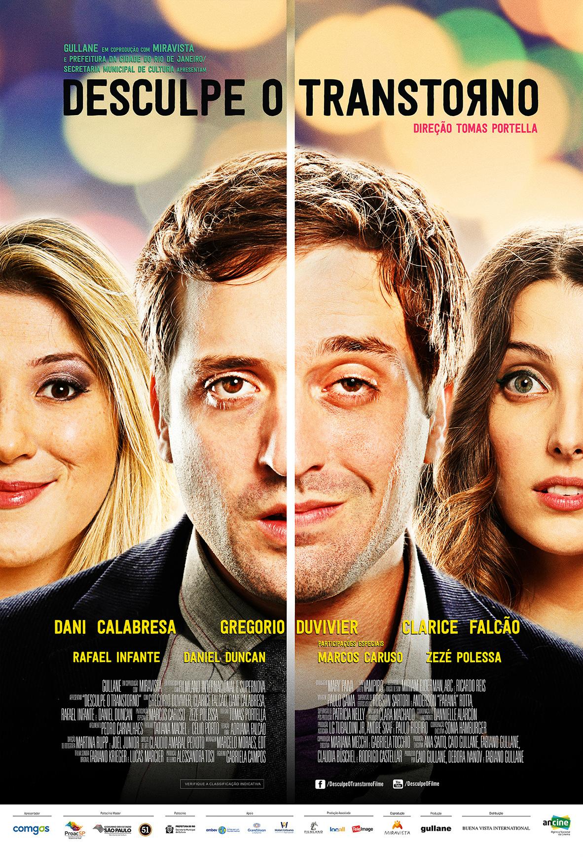 Desculpe o Transtorno - Filme 2015 - AdoroCinema