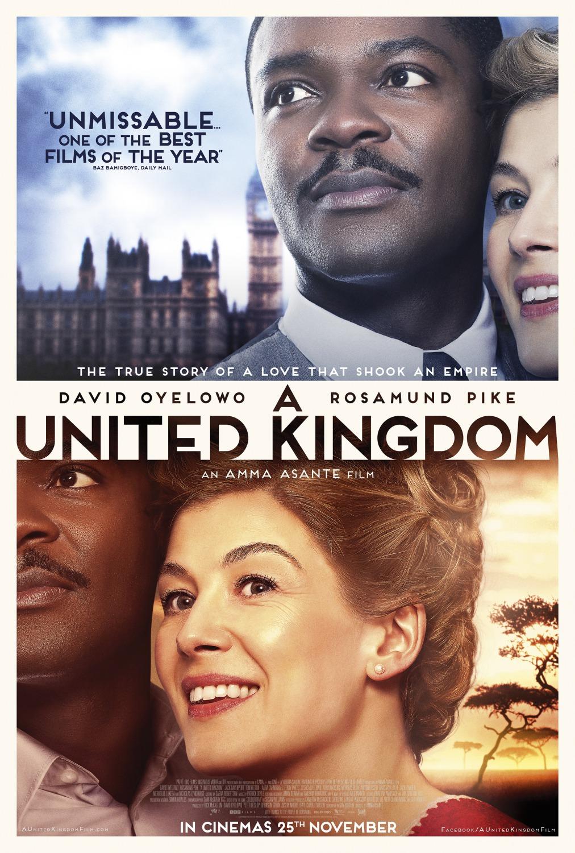 Um Reino Unido - Filme 2016 - AdoroCinema