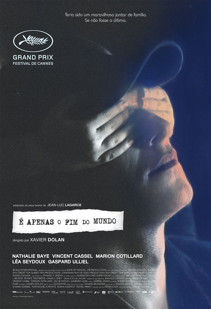 É Apenas o Fim do Mundo - Filme 2016 - AdoroCinema