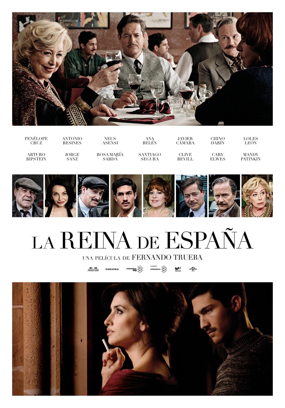 A Rainha da Espanha - Filme 2016 - AdoroCinema