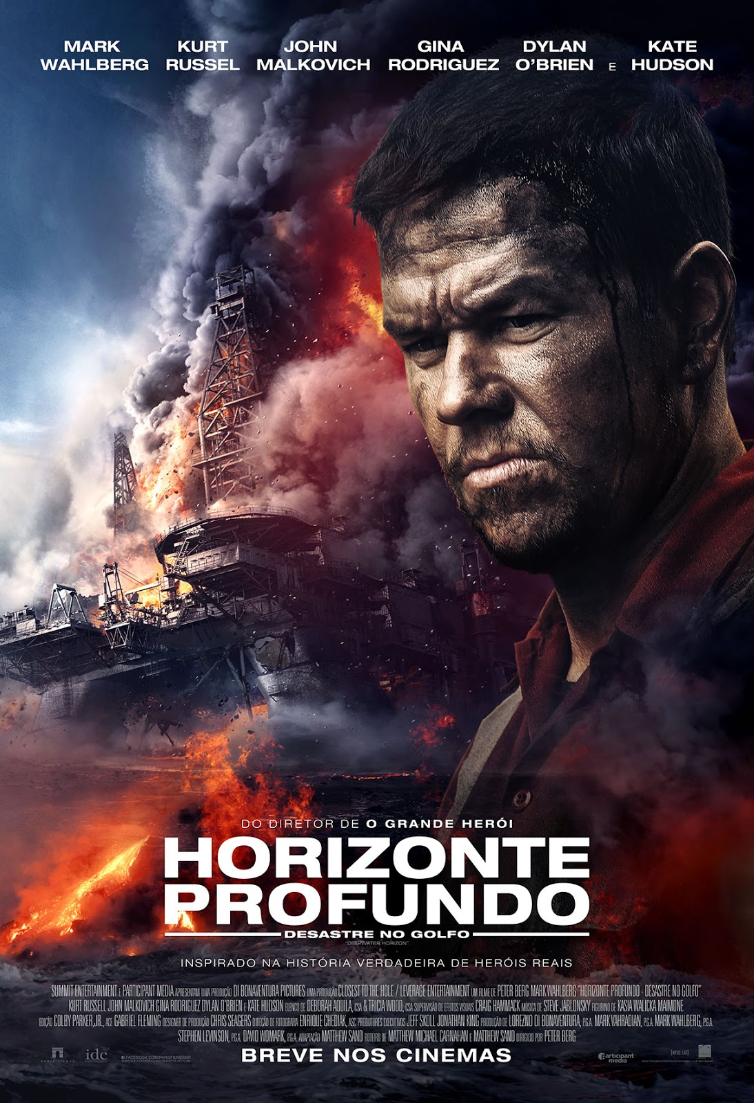 Horizonte Profundo - Desastre no Golfo - Filme 2016 - AdoroCinema