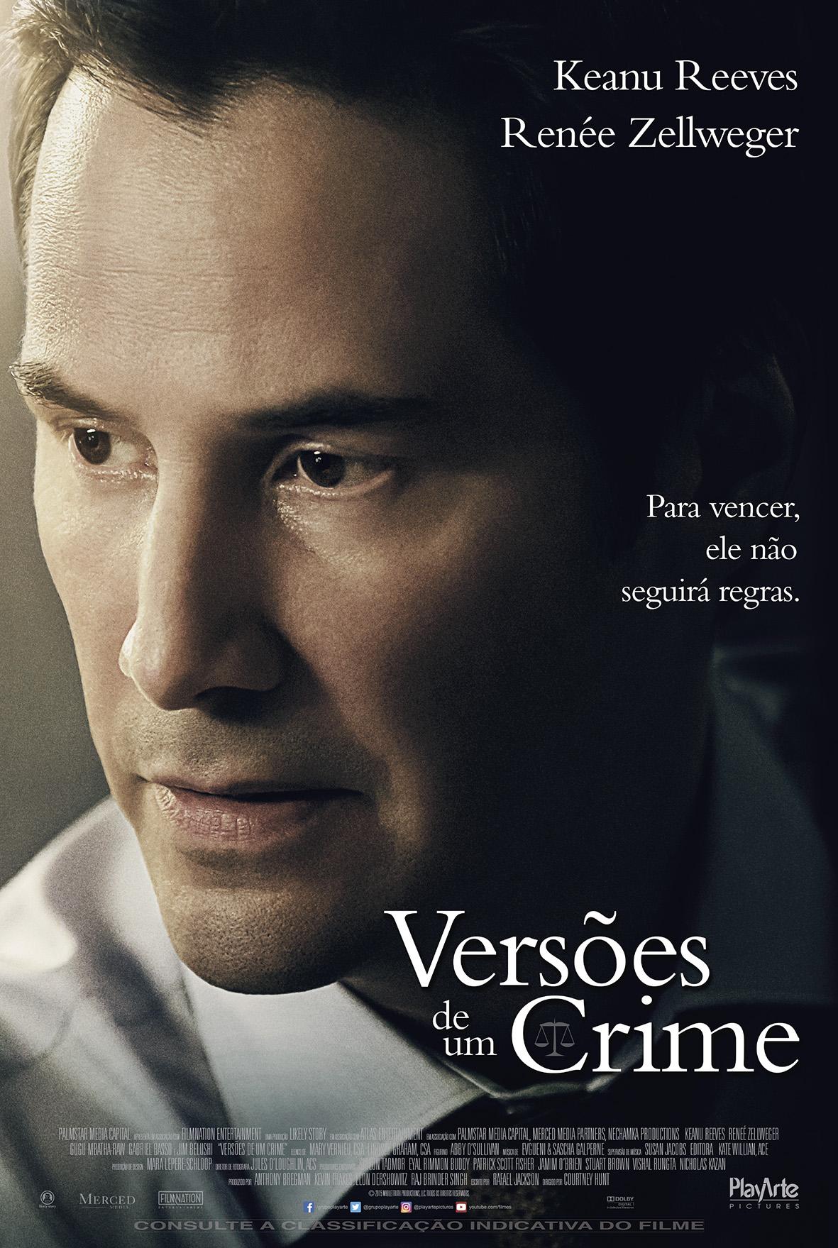 Versões de um Crime - Filme 2016 - AdoroCinema