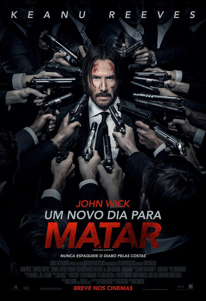 John Wick - Um Novo Dia para Matar - Filme 2017 - AdoroCinema