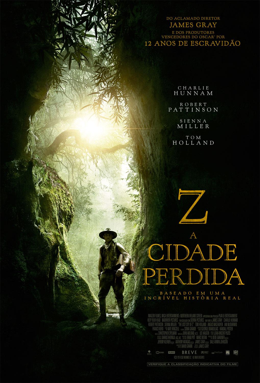 Z - A Cidade Perdida - Filme 2016 - AdoroCinema