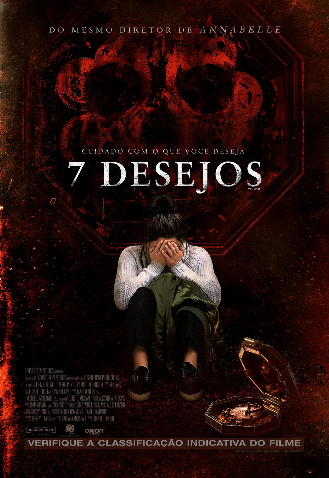 7 Desejos - Filme 2017 - AdoroCinema