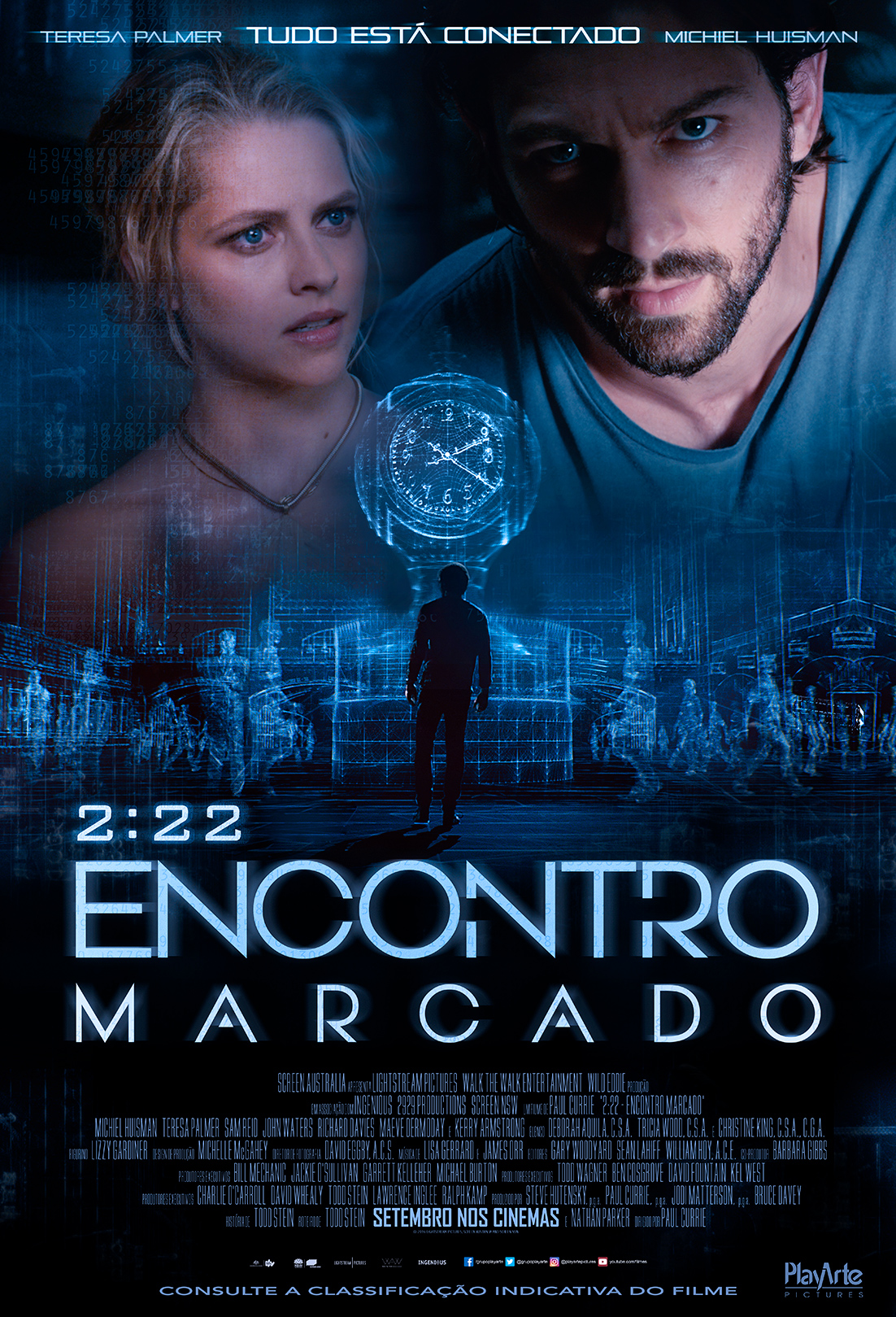 2:22 - Encontro Marcado - Filme 2017 - AdoroCinema