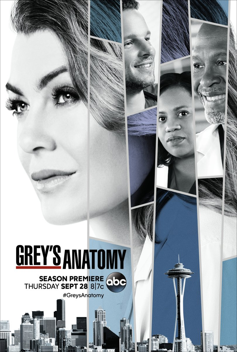 Resultado de imagem para Grey's Anatomy 14ª Temporada