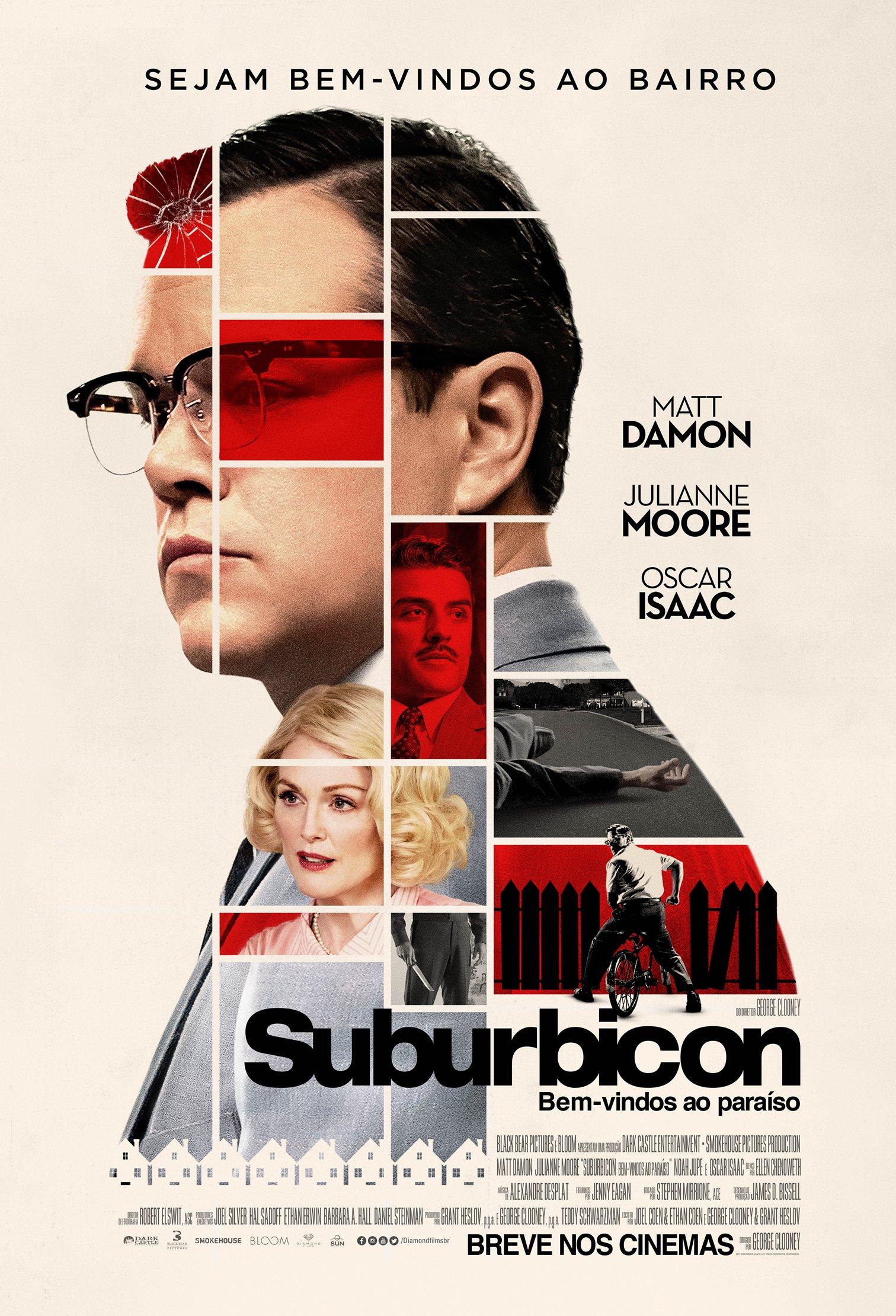 Suburbicon: Bem-vindos ao Paraíso - Filme 2017 - AdoroCinema
