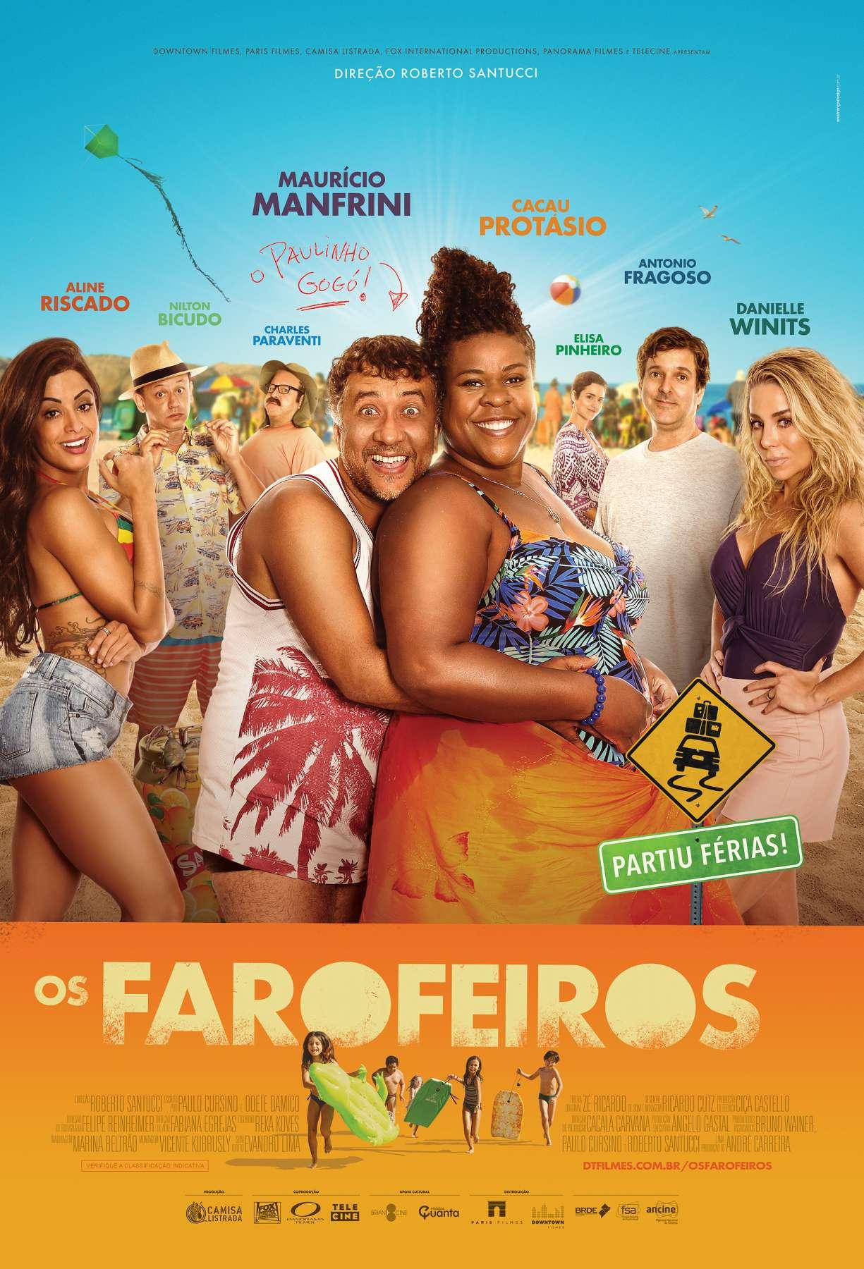 Os Farofeiros - Filme 2017 - AdoroCinema