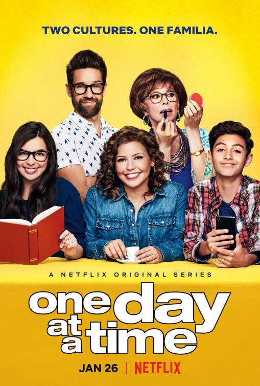 One day at a time: 3 motivos
