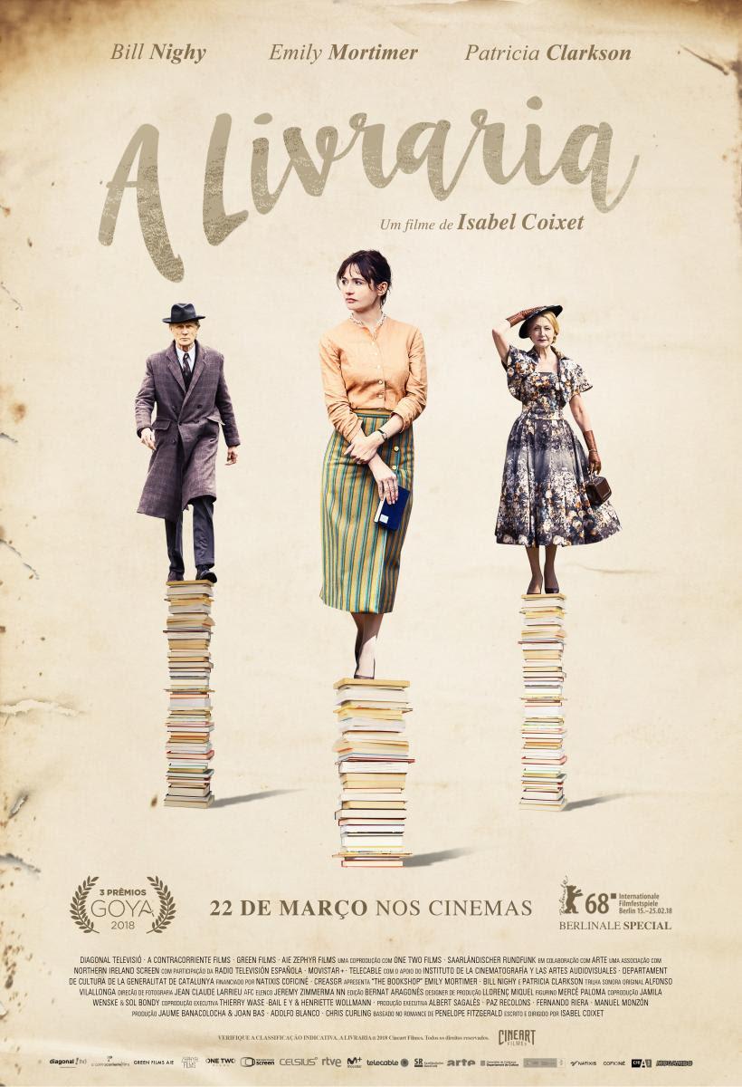 A Livraria - Filme 2017 - AdoroCinema