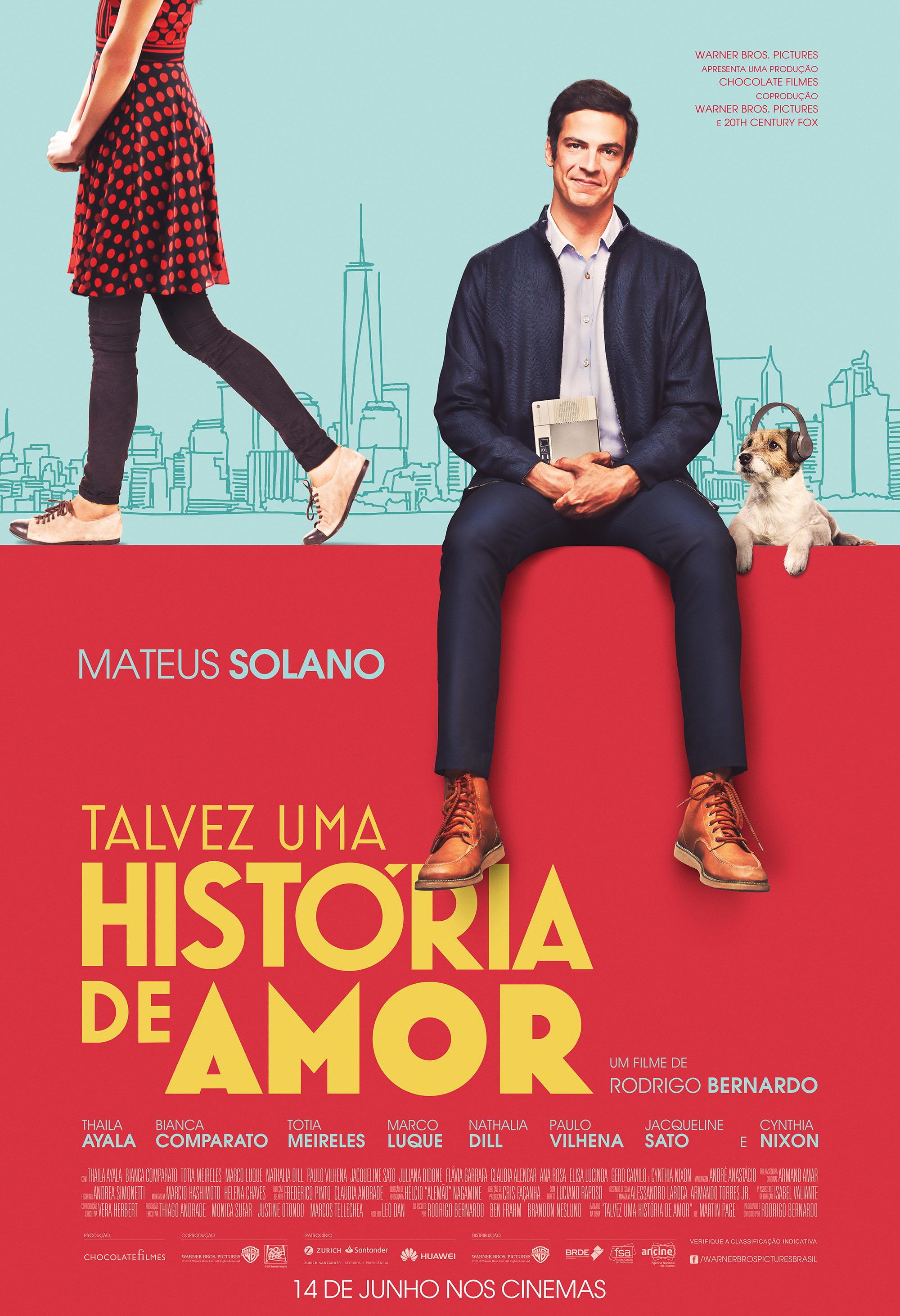 Talvez uma História de Amor - Filme 2018 - AdoroCinema