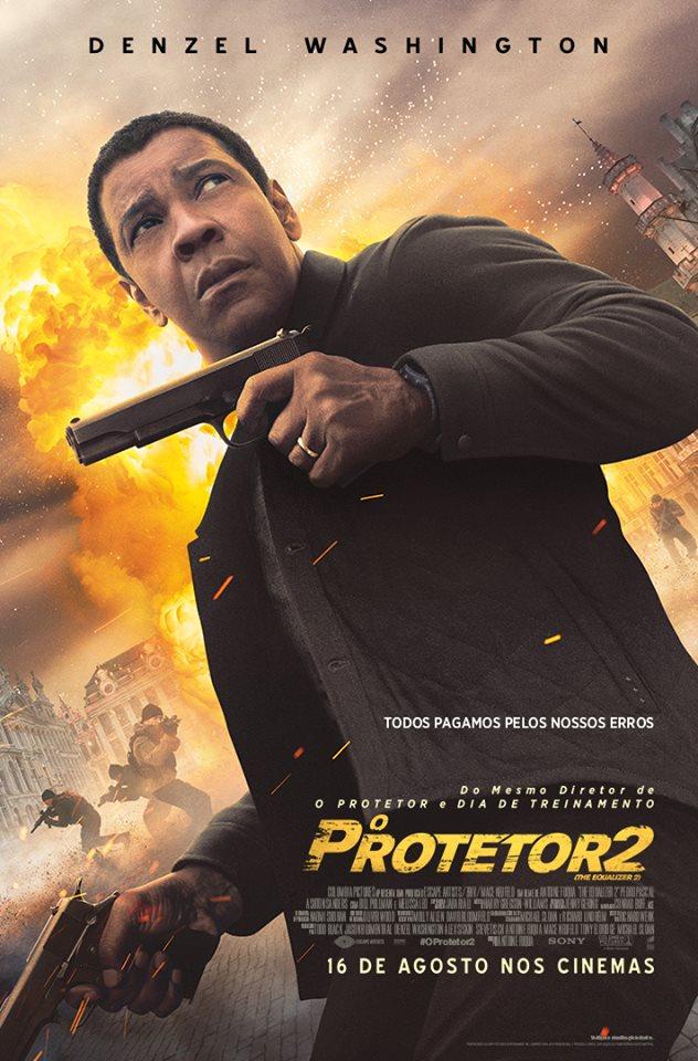 O Protetor 2 - Filme 2018 - AdoroCinema