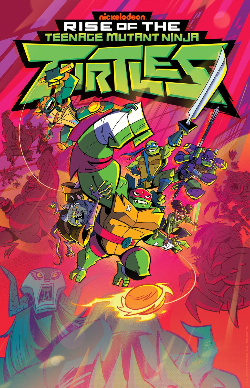 As Tartarugas Ninja Serie 2018 Adorocinema