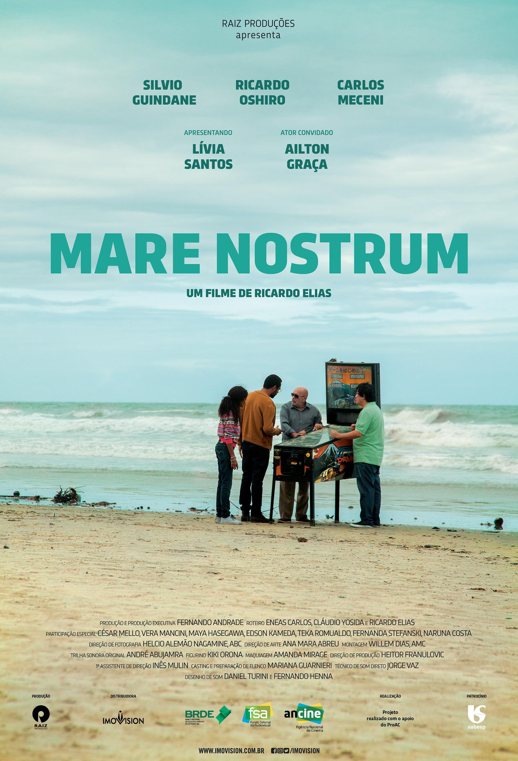 Maré Nostrum - Filme 2018 - AdoroCinema