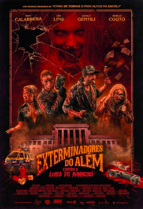 Críticas do filme Os Exterminadores do Além Contra a Loira do Banheiro -  AdoroCinema