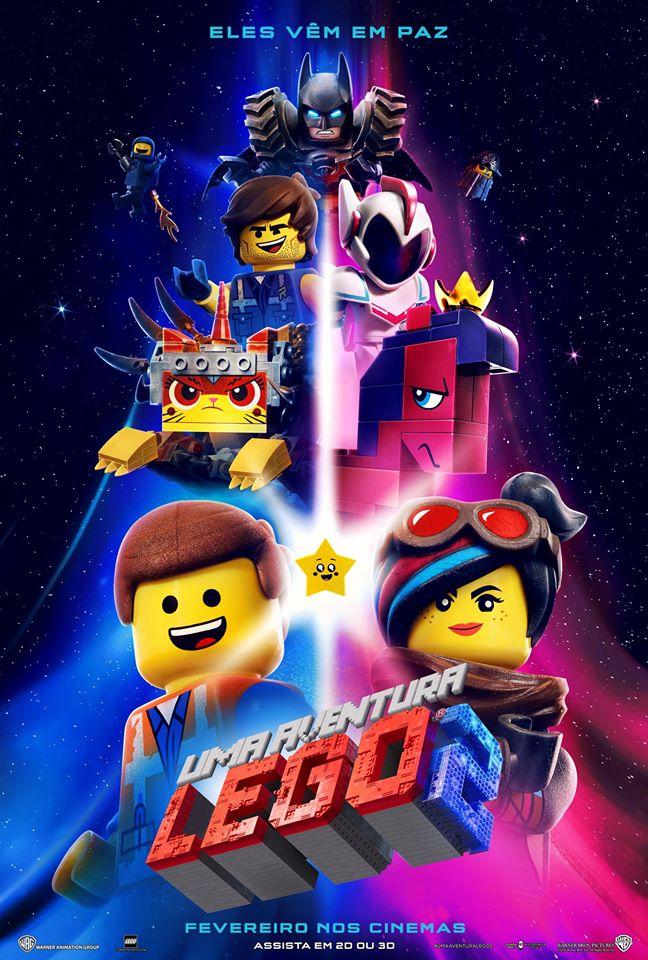 Uma Aventura LEGO 2 - Filme 2019 - AdoroCinema