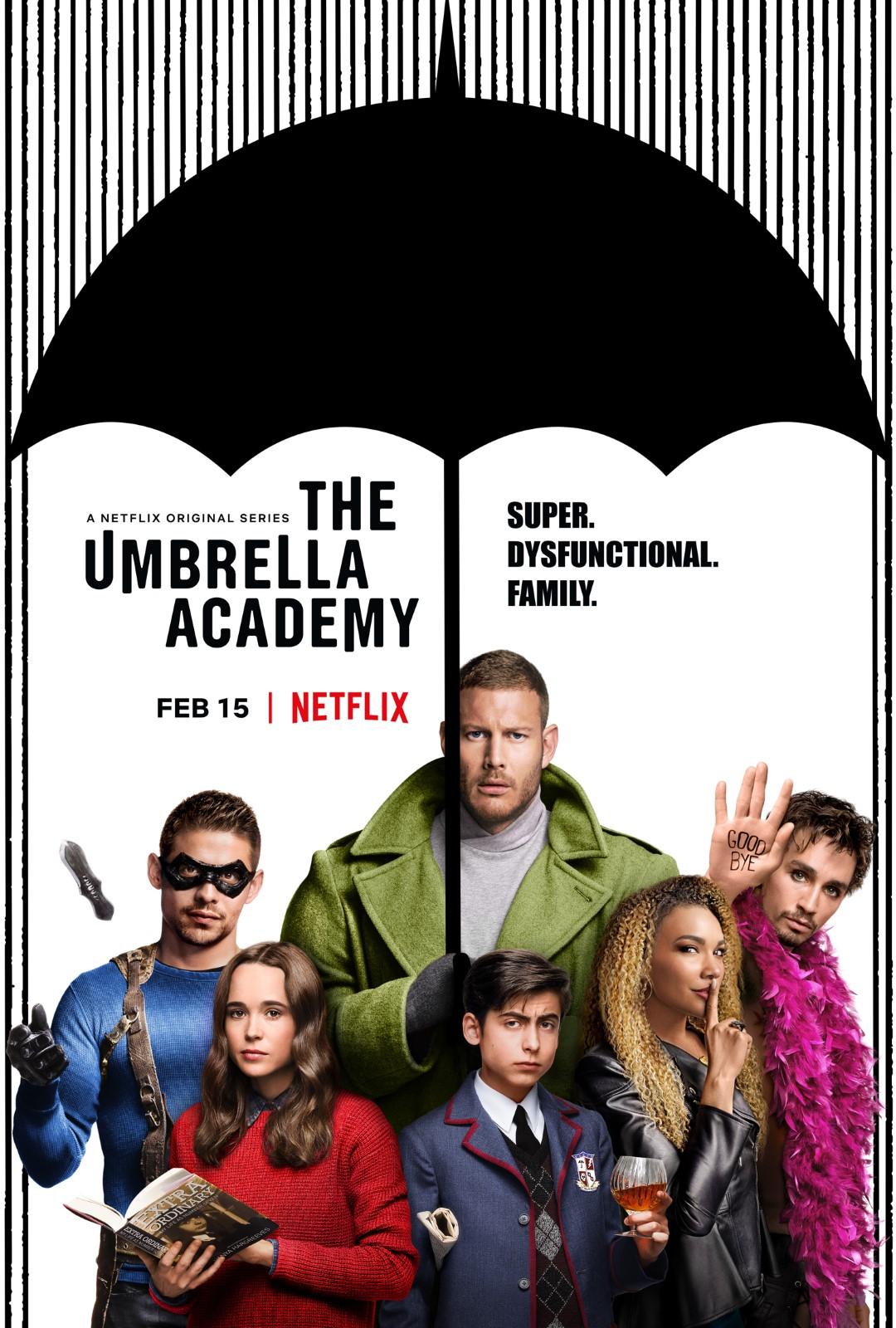 The Umbrella Academy | Netflix anuncia data de estreia da 2ª temporada