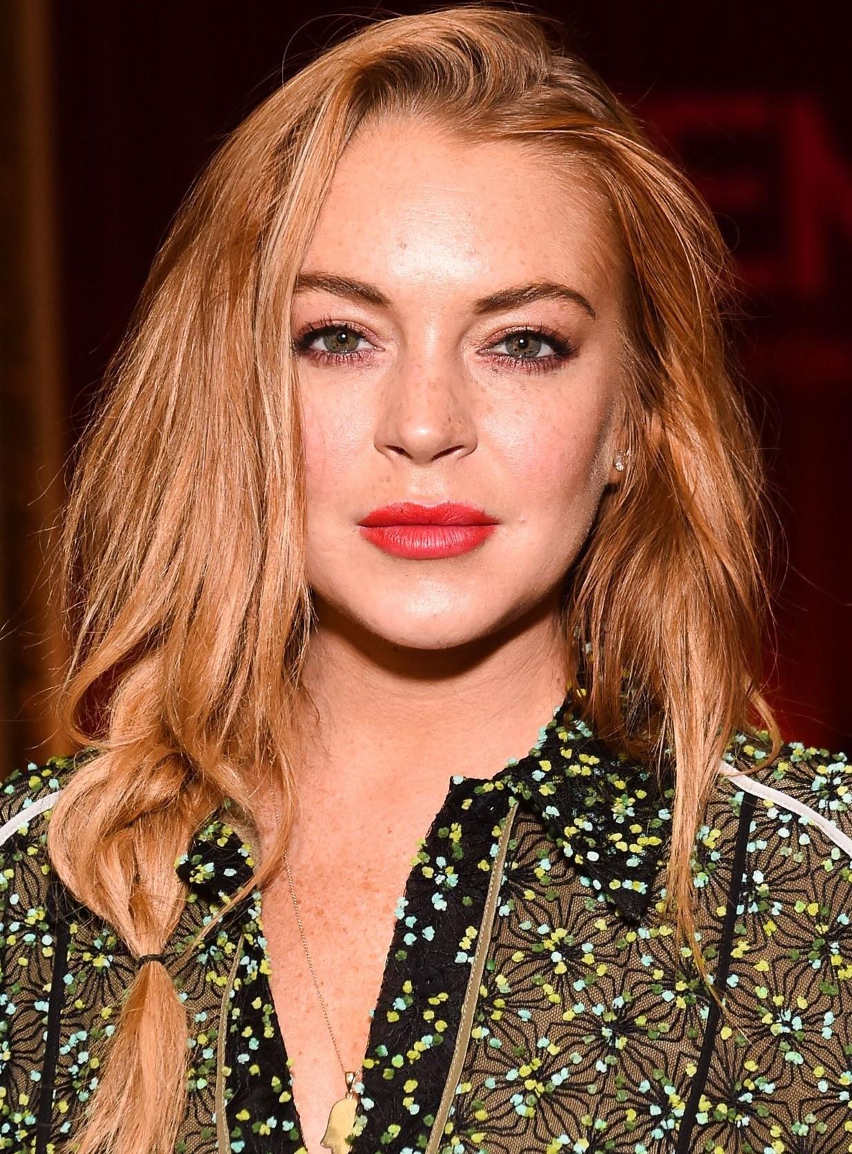 Lindsay Lohan - AdoroCinema