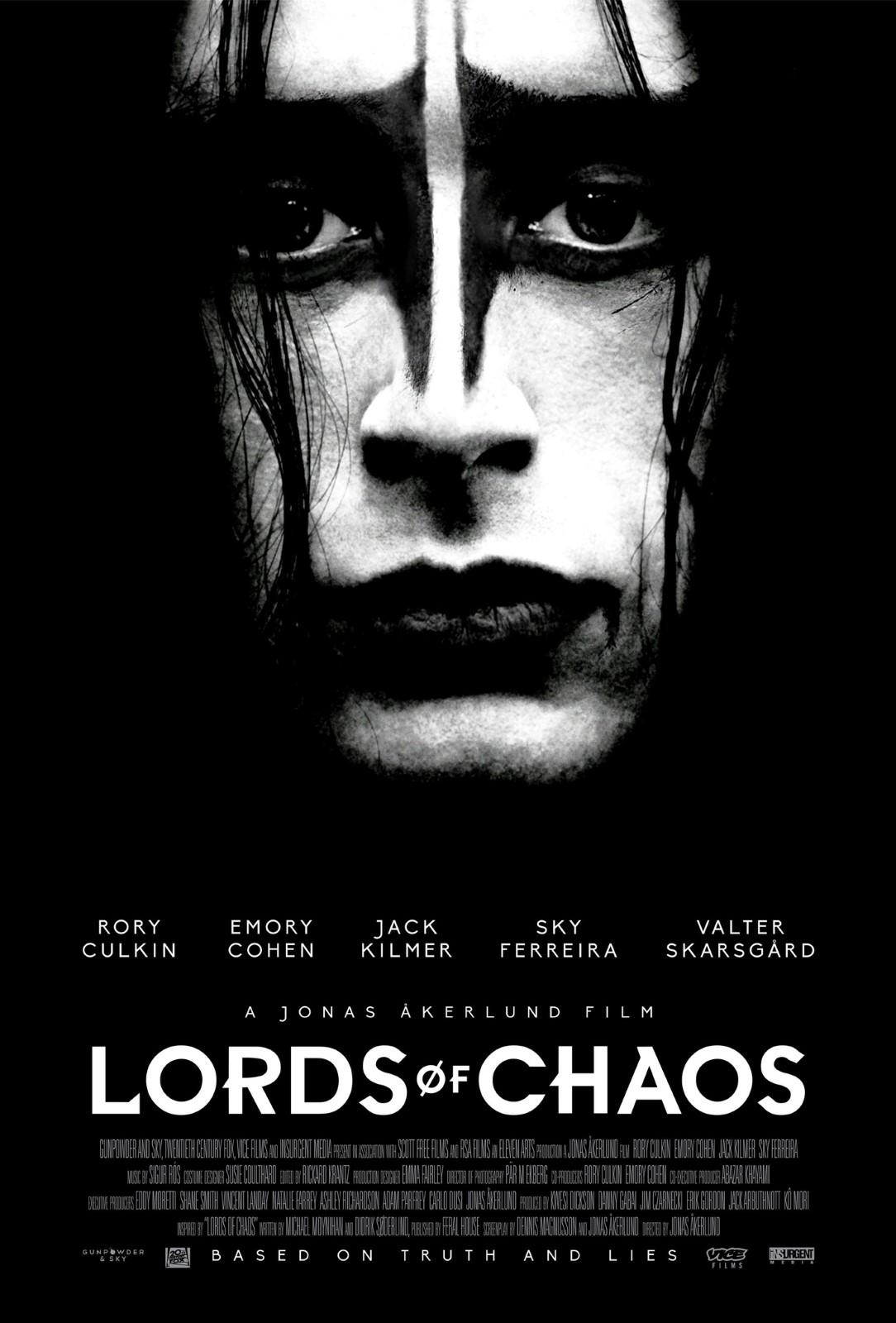 Resultado de imagem para Lords of Chaos