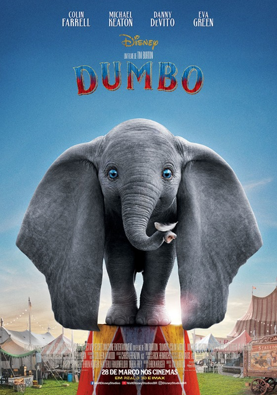 Dumbo - Filme 2019 - AdoroCinema