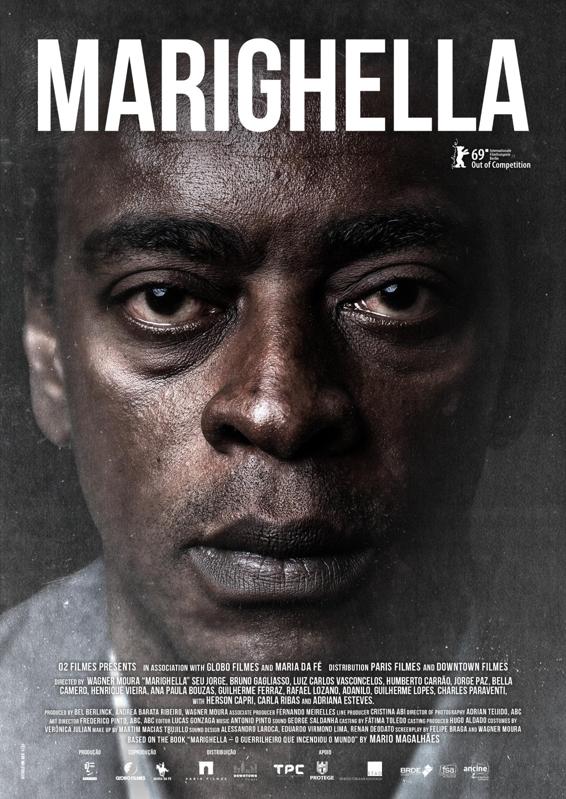 Marighella - Filme 2021 - AdoroCinema