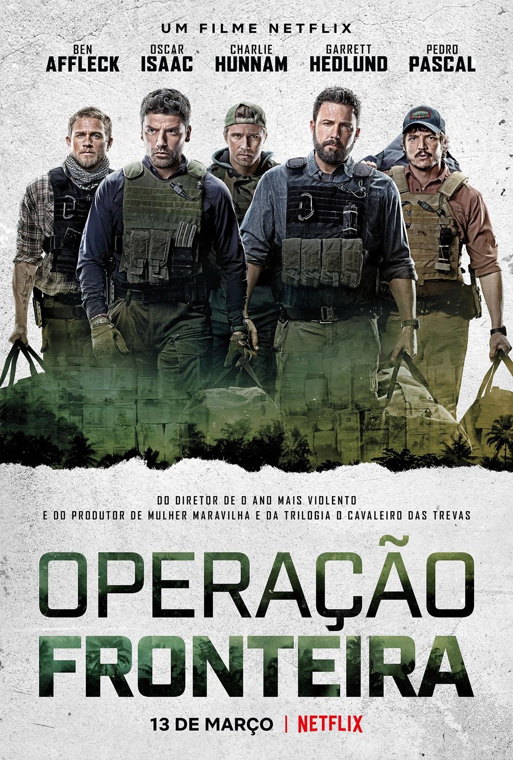 Operação Fronteira - Filme 2019 - AdoroCinema