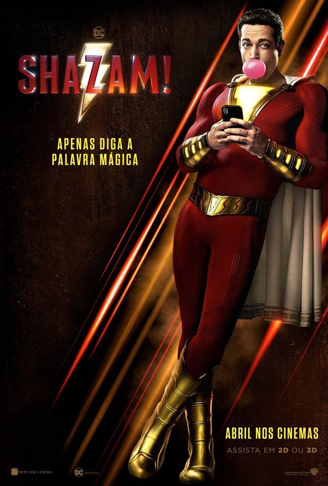 Shazam! - Filme 2019 - AdoroCinema