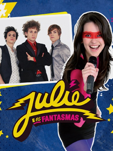 Julie e os Fantasmas Temporada 1