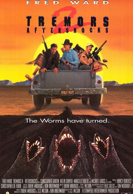 O Ataque dos Vermes Malditos 2 - Os Vermes Estão de Volta - Filme ...