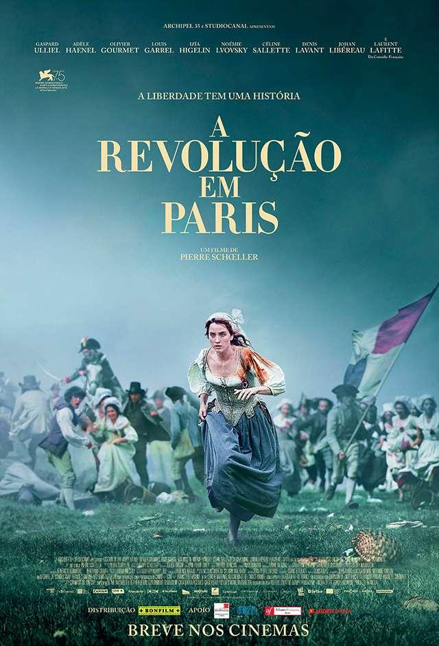 A Revolução em Paris - Filme 2017 - AdoroCinema