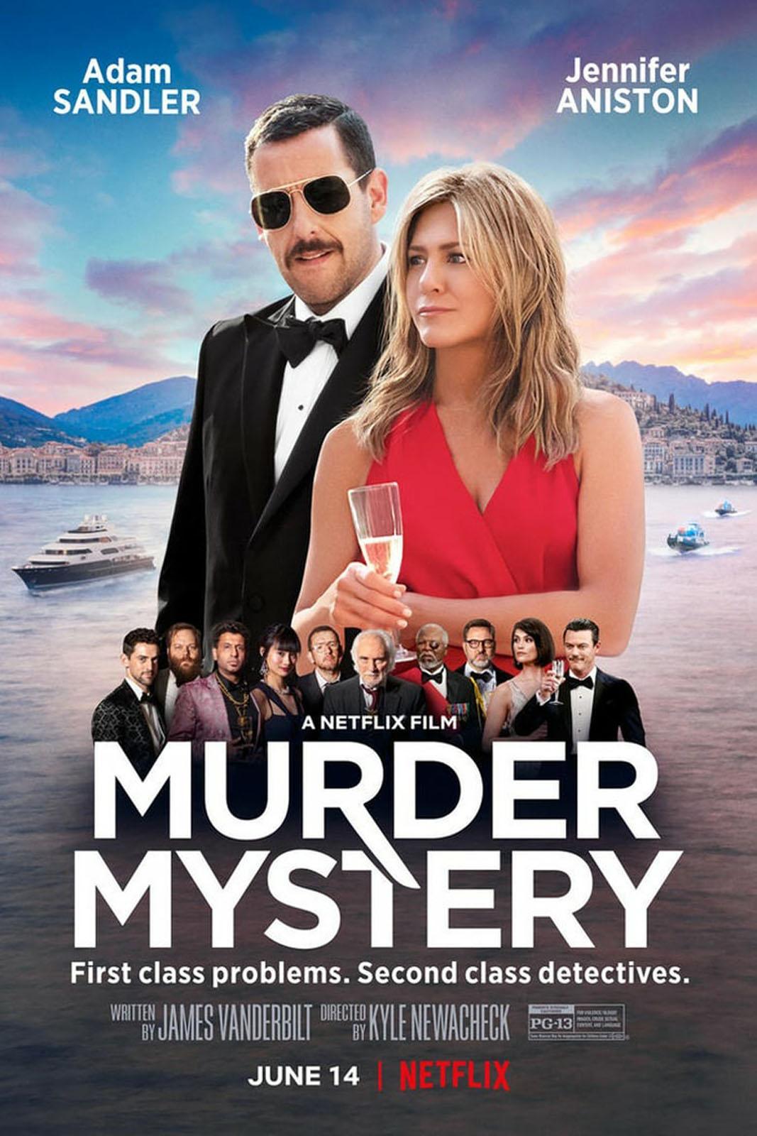 Mistério no Mediterrâneo - Filme 2019 - AdoroCinema