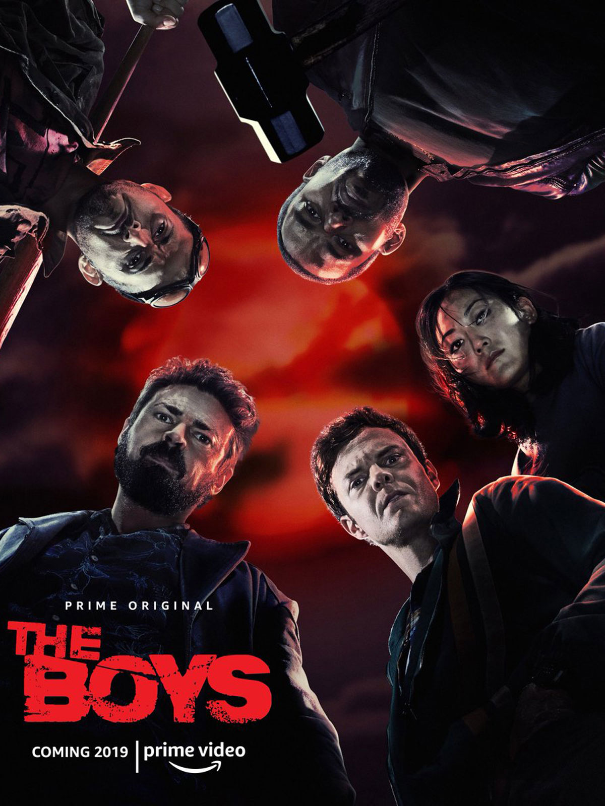 The Boys - Série 2019 - AdoroCinema