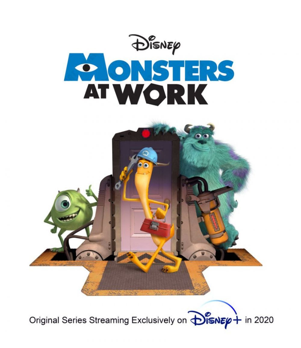 Monsters at Work - Série 2021 - AdoroCinema