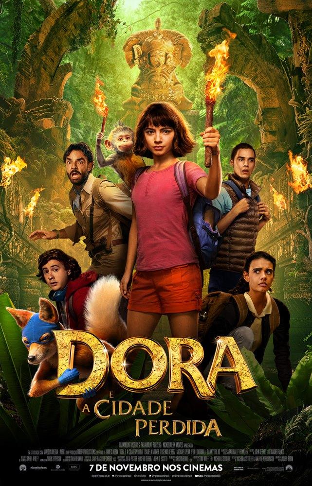 Dora E A Cidade Perdida Filme 2019 Adorocinema