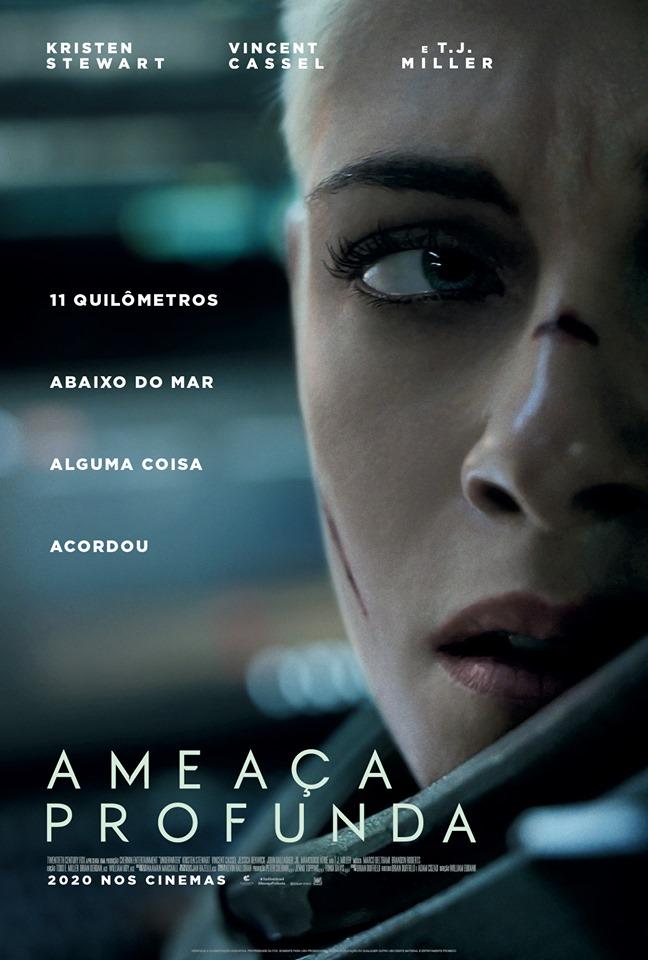 Ameaça Profunda - Filme 2019 - AdoroCinema