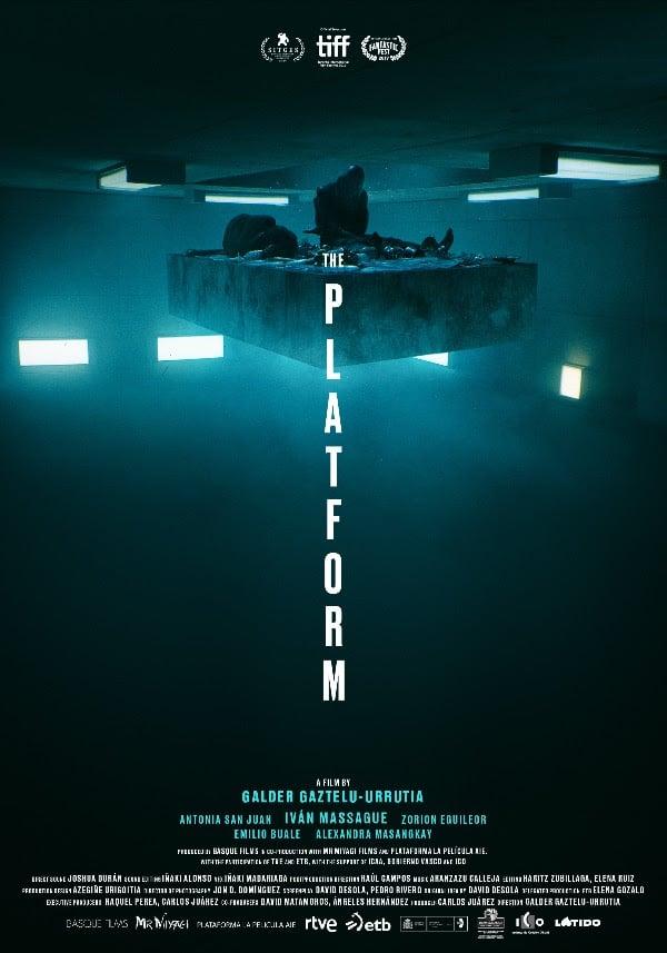O Poço (Netflix) - Filme 2019 - AdoroCinema
