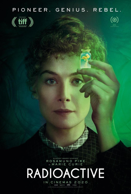 Radioactive - Filme 2019 - AdoroCinema