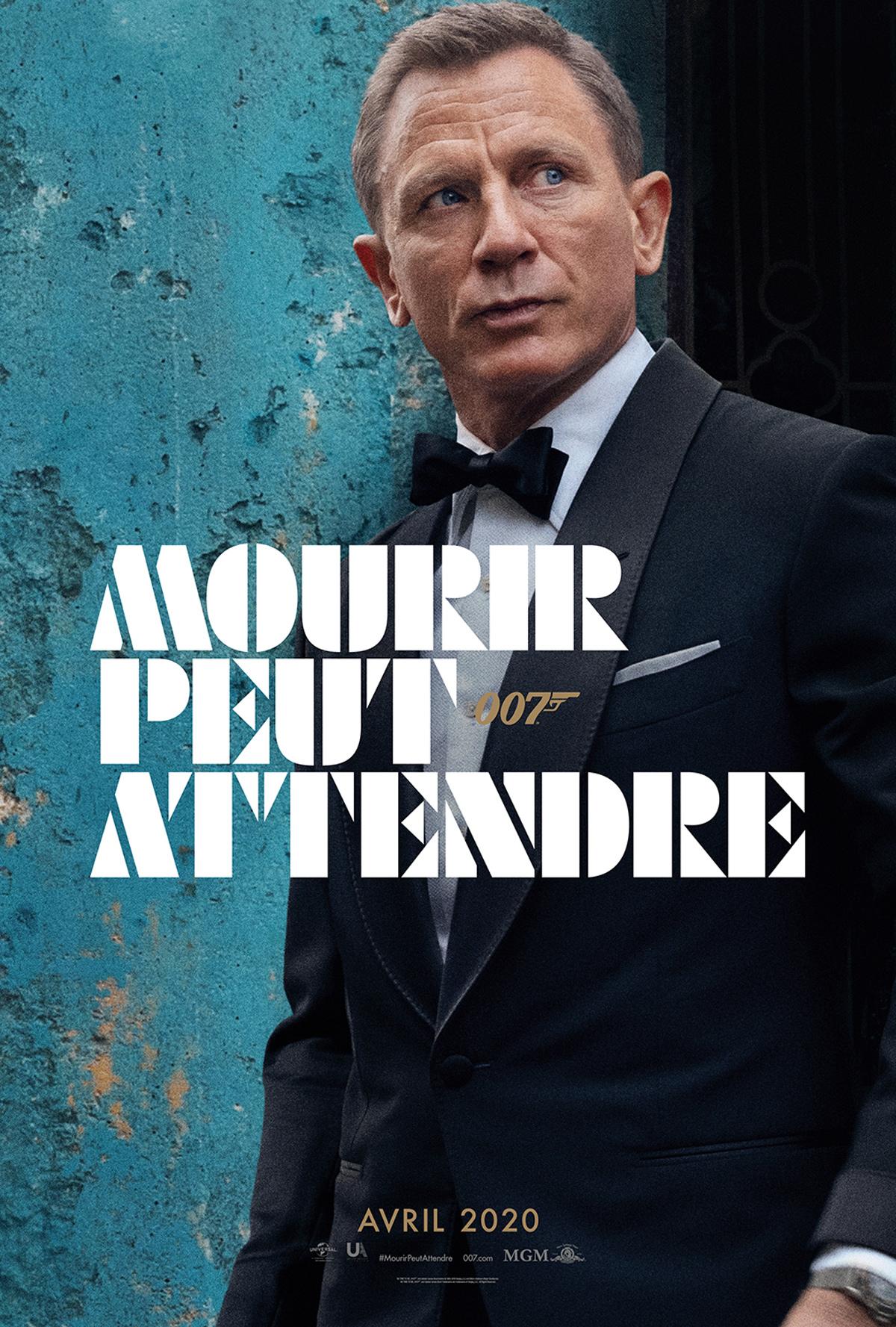 Resultado de imagem para '007 - Sem Tempo para Morrer'