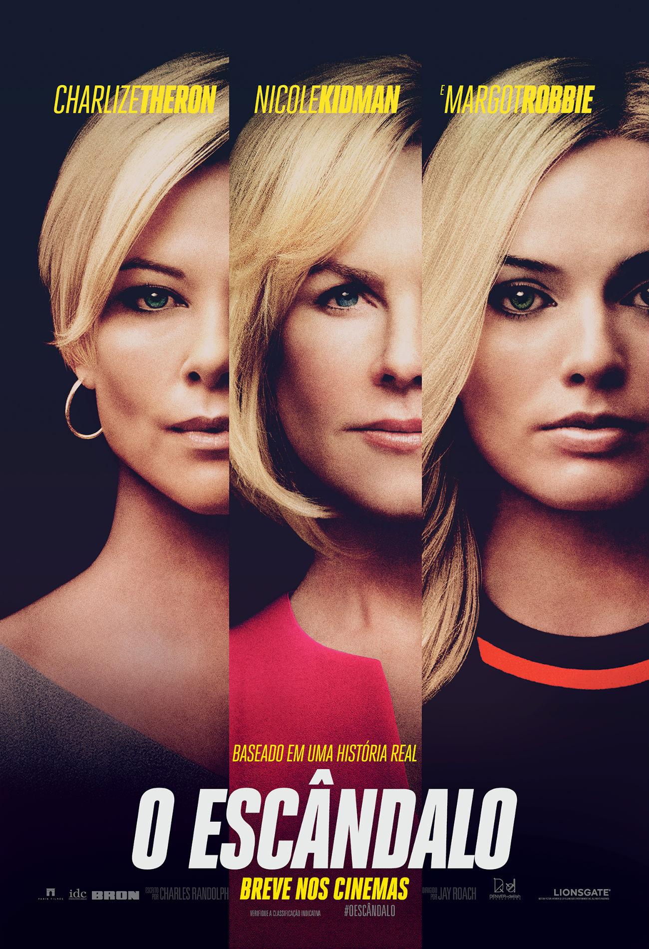 O Escândalo - Filme 2019 - AdoroCinema