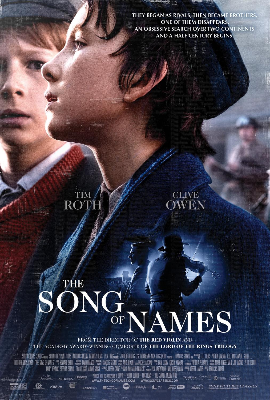 The Song Of Names poster - Foto 17 - AdoroCinema
