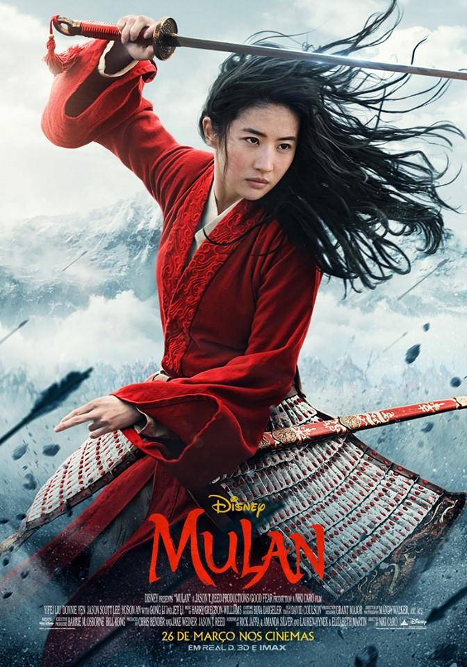Mulan - Filme 2020 - AdoroCinema