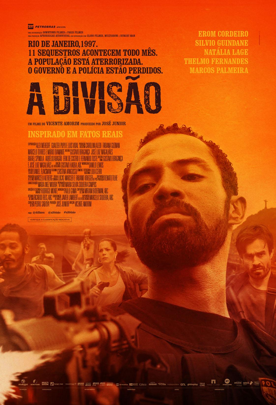 A Divisão - Filme 2019 - AdoroCinema