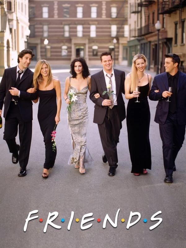 Friends - Série 1994 - AdoroCinema