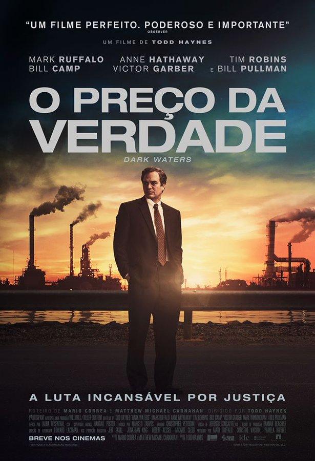 O Preço da Verdade - Dark Waters - Filme 2019 - AdoroCinema