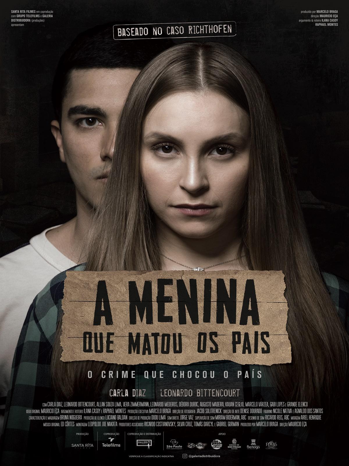 Download Filme A Menina que Matou os Pais Torrent 2021 Qualidade Hd