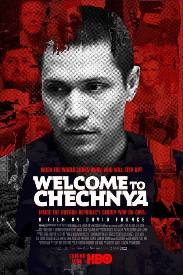 Resultado de imagem para Welcome to Chechnya poster