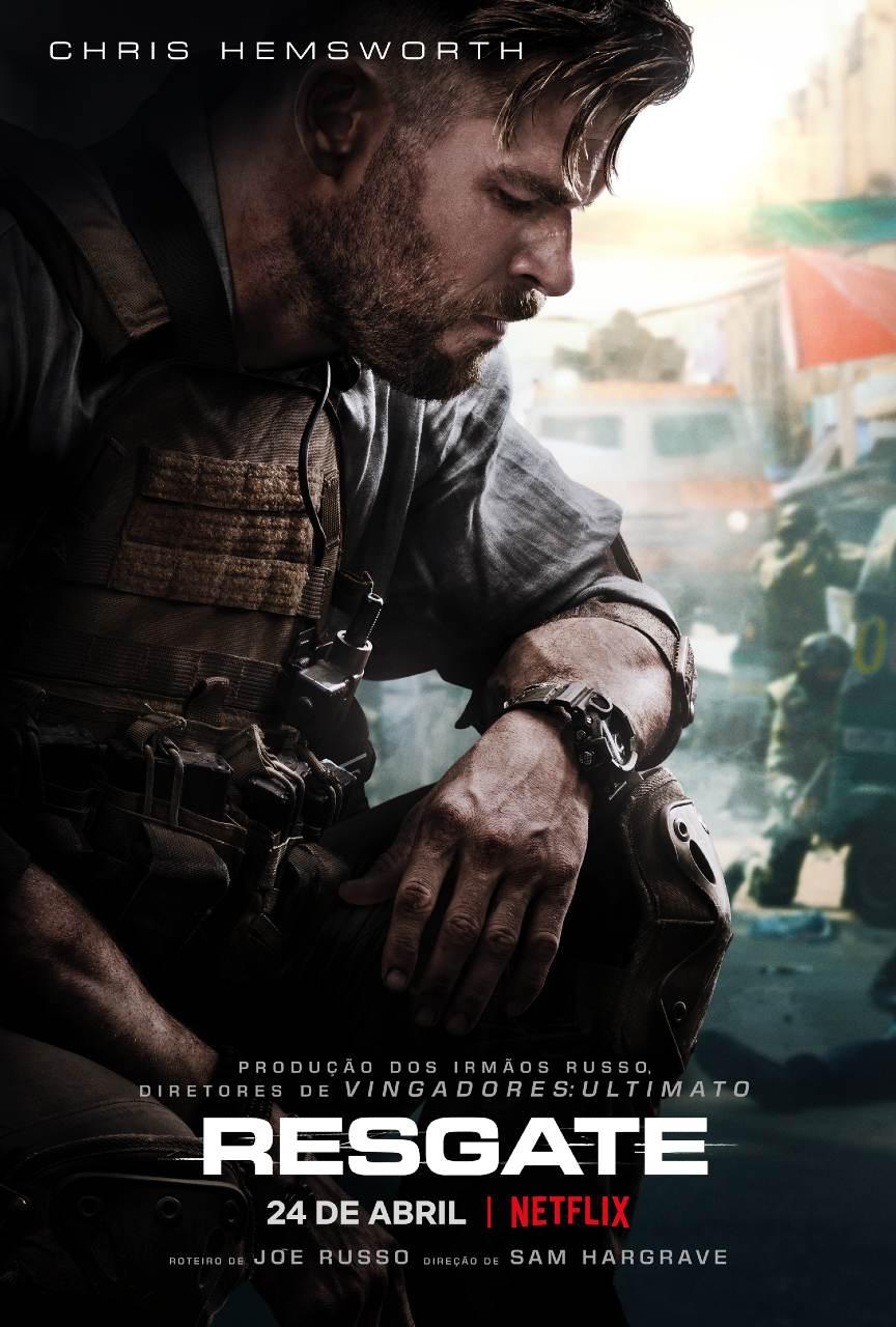 Resgate - Filme 2020 - AdoroCinema